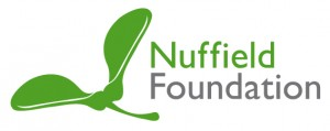 Nuffield Foundation logo large
